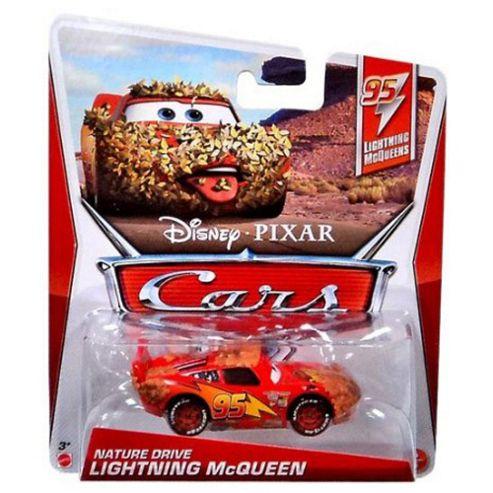 Disney Pixar Cars Nature Drive Lightning McQueen Diecast Car