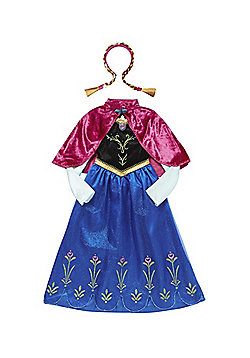Disney Frozen Anna Dress-Up Costume - 7-8 yrs