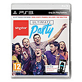 Singstar Ultimate Party (PS3)