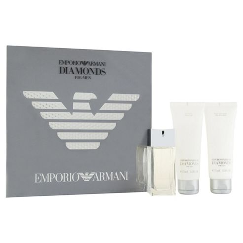 Armani Diamonds For Men 50ml Eau de Toilette Gift Set