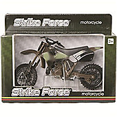 Strike Force Diecast Motorcycle