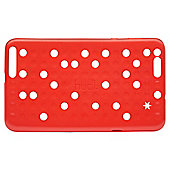 hudl2 Soft Protective Shell Red