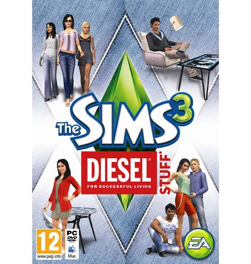 The Sims 3 - Diesel Stuff