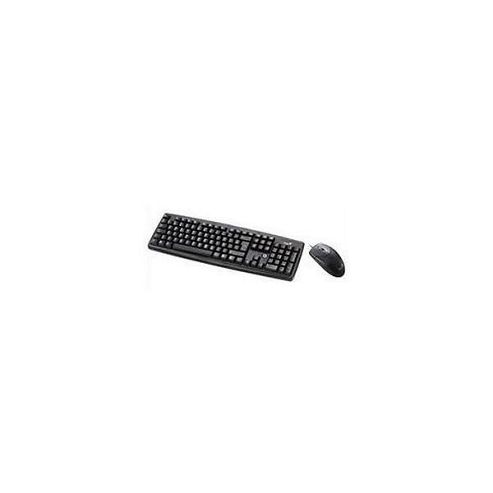 Genius KB C100 PS2 Keyboard and Mouse Set, Wired (Black) CBID:76292