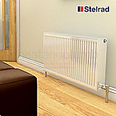 Stelrad Compact Radiator 600mm High x 400mm Wide Single Convector