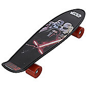 Star Wars The Force Awakens Cruiser Skateboard