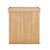 Mamas & Papas - Alten Dresser with Changer - Oak