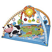 Vtech 2-in-1 Farmyard Play Mat