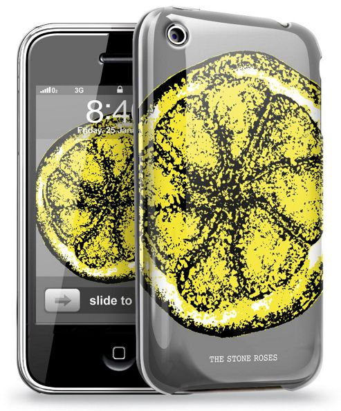 iPhone 3G/S - Official Stone Roses Phone Clip Case