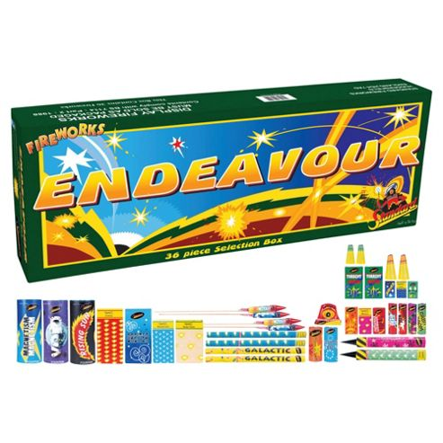 £40 Firework Night Kit