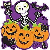 Halloween Friendly Cutout - 38cm