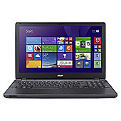 "Acer Aspire E5-521, 15.6"" Laptop, AMD A4, 8GB RAM, 1TB - Black"
