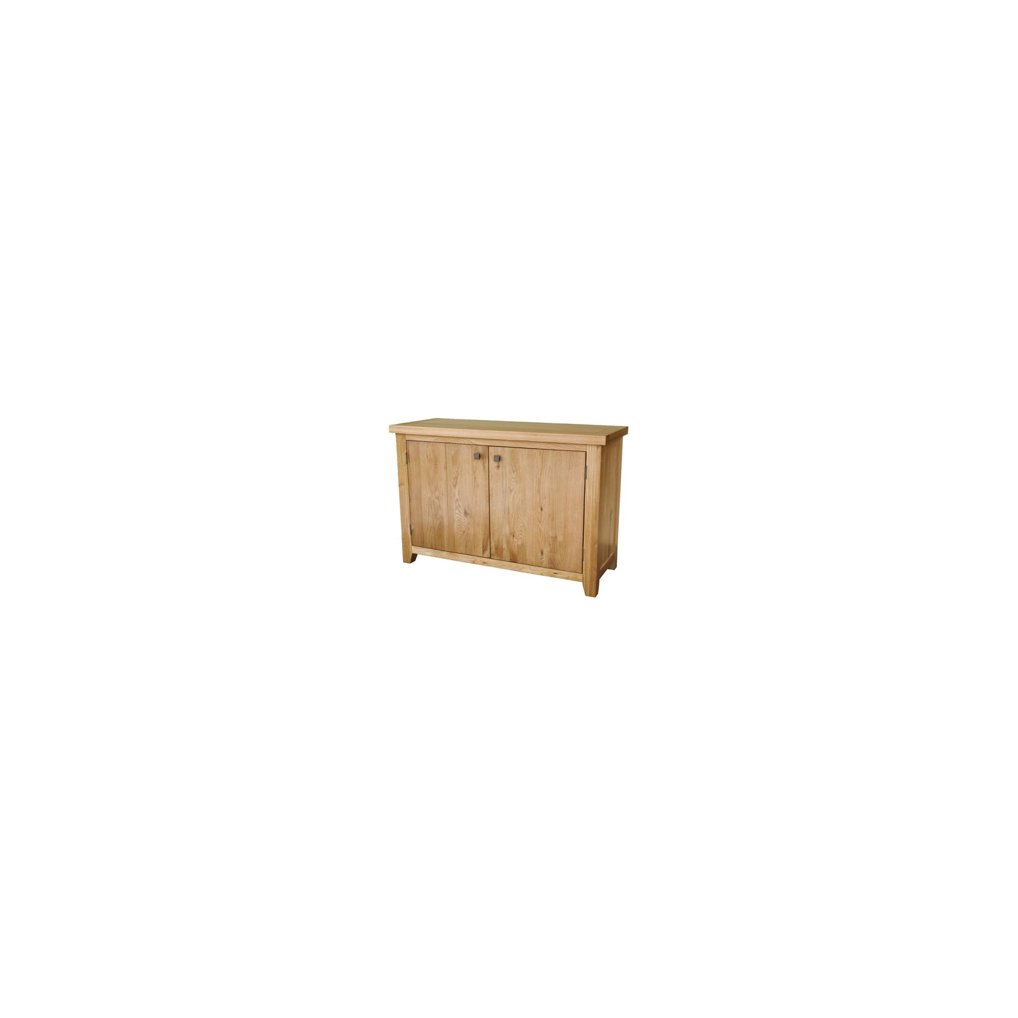 Thorndon Taunton Small Two Door Sideboard in Rustic - Large at Tesco Direct