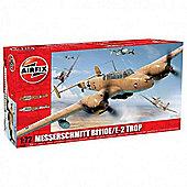Messerschmitt Bf110E/E-2 Trop (A03081) 1:72