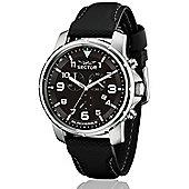 Sector Black Eagle Mens Chronograph Watch - R3271689025