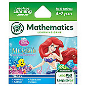 LeapFrog Disney Princess The Little Mermaid Learning Game