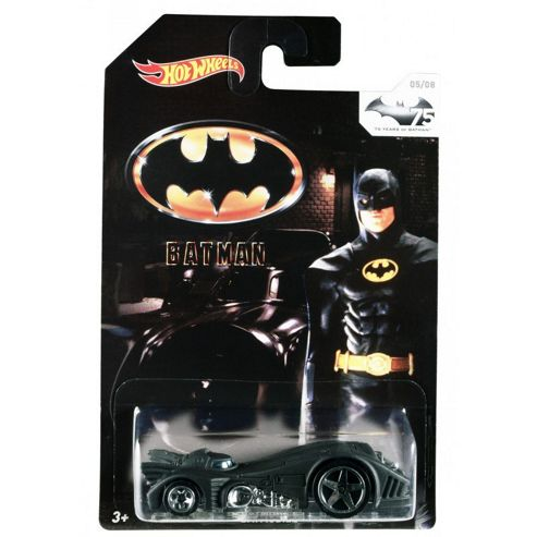 Hot Wheels 1.64 Batmobile Batman 1989 Batman Movie 05