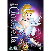 Cinderella - Diamond Edition - Disney DVD