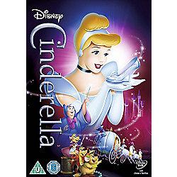 Disney: Cinderella (DVD)