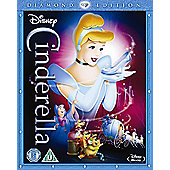 Disney: Cinderella: Diamond Edition (DVD)