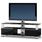 Sonorous Mood TV Cabinet in Black for up to 60 inch TVs