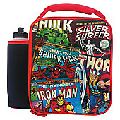 Avengers Lunchbag & Bottle Combo