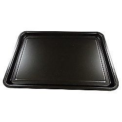 Tesco Basics Non Stick Oven Tray Wide Base 32cm