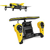 Parrot Bebop Quadcopter Drone, Yellow w/ Sky Controller