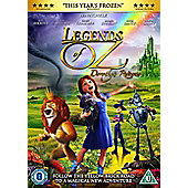 Legends Of Oz: Dorothy's Return (DVD)