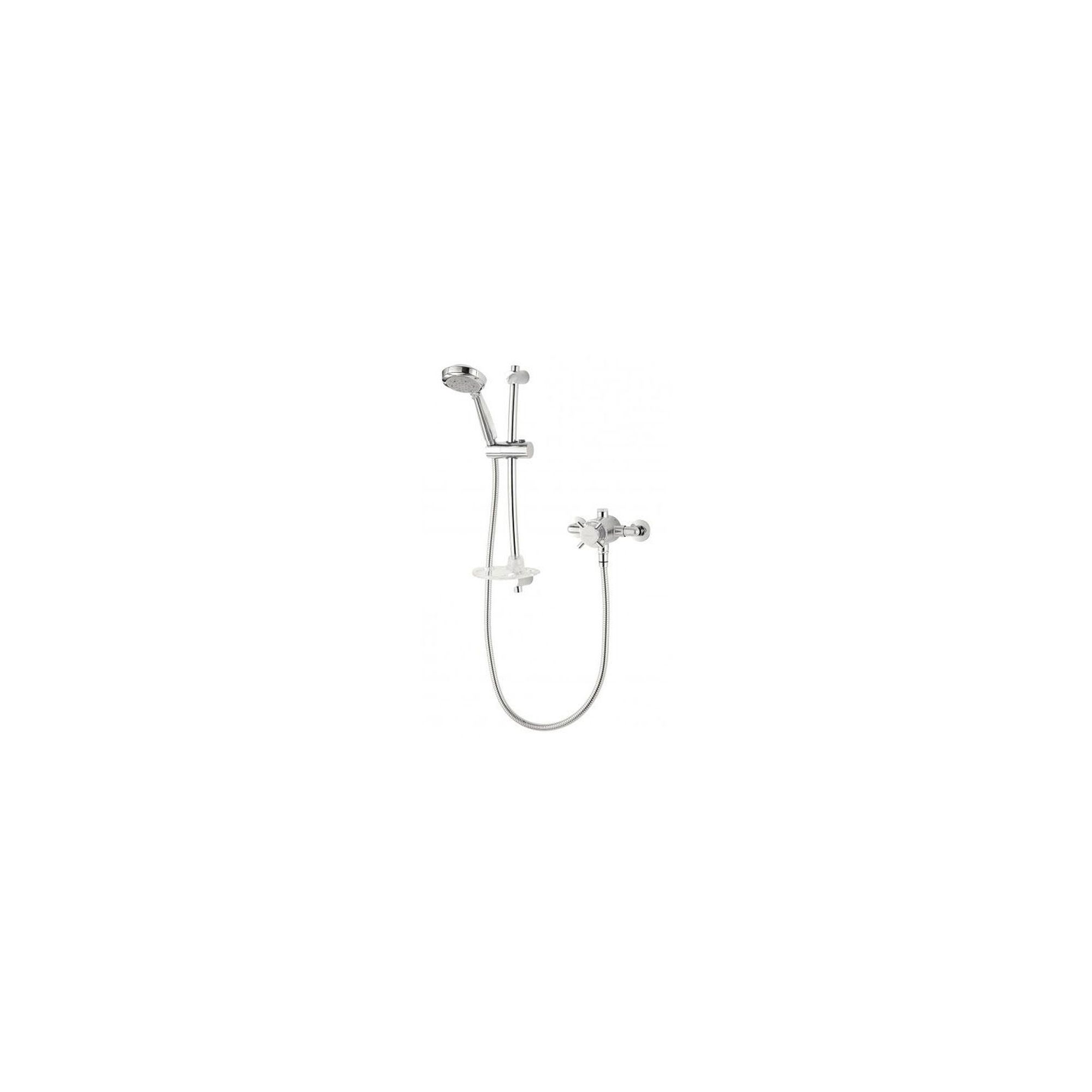 Triton Mersey Exposed Thermostatic Sequential Mixer Chrome at Tesco Direct