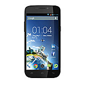 KAZAM Trooper X5.5 (5.5 inch) Display Dual Core 1.2GHz 5MP Camera Android Jellybean 4.2 Smartphone supporting Dual Sim