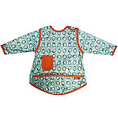 Close Pop-in Coverall Bib - Hippo (Stage 4)