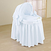 Leipold Dream Full Length Hood Crib in Blue