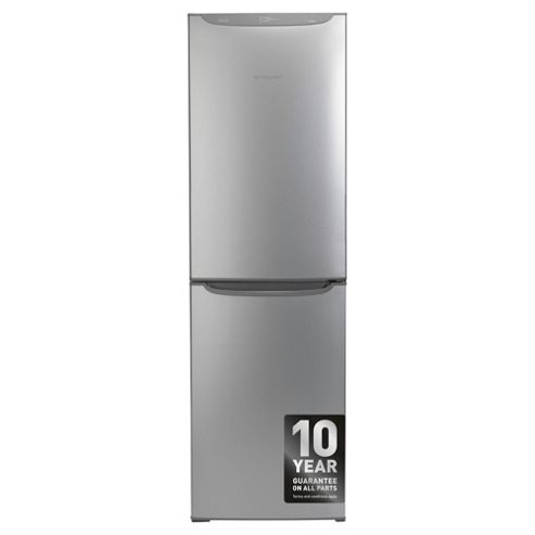 Hotpoint STF200WG Freestanding Fridge Freezer, 60cm, A+ Energy Rating, Graphite