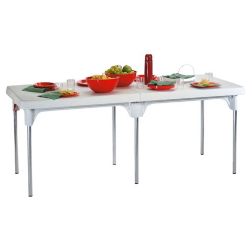 Keter Shir Folding Banquetting Table - 6ft