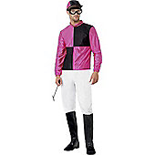 Jockey Costume Medium