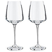 RCR Aria Crystal White Wine Glass, 2 Pack