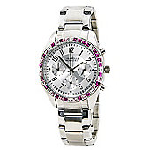 Caravelle New York Melissa Ladies Chronograph Watch - 43L172