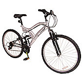 "Silverfox Smokescreen 26"" Mountain Bike - Men's"