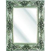 D & J Simons Windsor Mirror - Silver - 132cm H x 107cm W