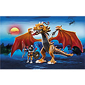 Playmobil - Flame Dragon