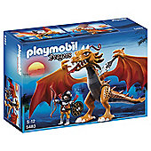 Playmobil 5483 Dragons Flame Dragon
