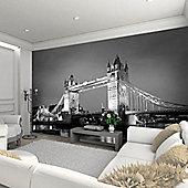 1 Wall London's Tower Bridge by Night Wallpaper
