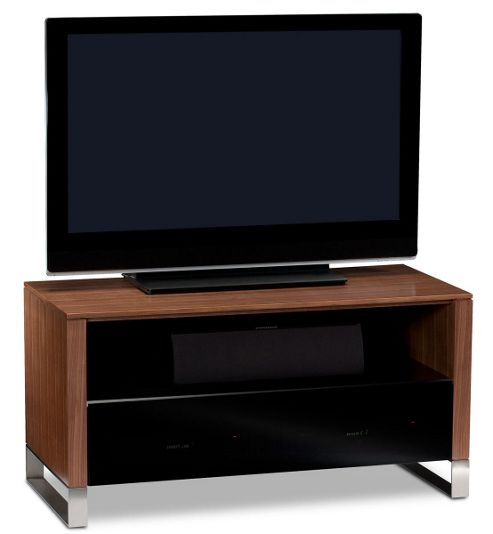BDI Natural Walnut TV Cabinet for up to 50 inch TVs