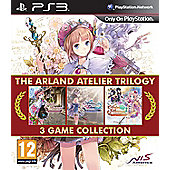 Arland Atelier Trilogy (PS3 )