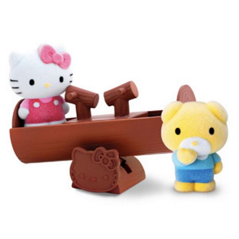 Vellutata Hello Kitty See Saw Scene