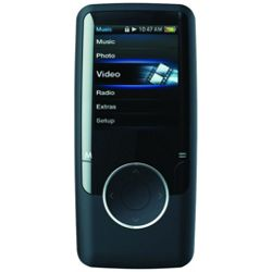 Coby 8GB 1.8 inch MP4 Player w/ FM Radio
