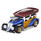 Toy Story 3 Hot Wheels Woody Wagon Vehicle