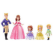 Disney Sofia the First & Royal Family