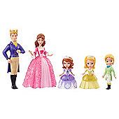 Disney Sofia the First & Royal Family